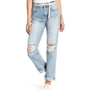 7 for all mankind rickie boyfriend jeans